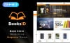 Tema Magento para Sites de Livros №63978 New Screenshots BIG