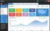 Template para Administração para Sites de Serviços prestados às empresas №63951 New Screenshots BIG