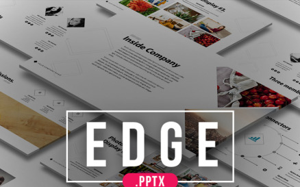 Edge PowerPoint Template
