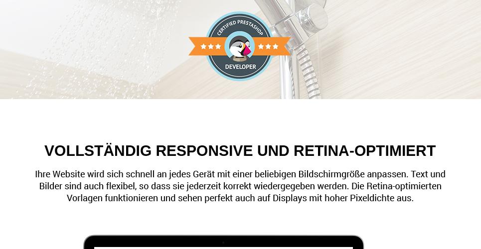 Website Design Template 64022 - hint standard offer experience special expert