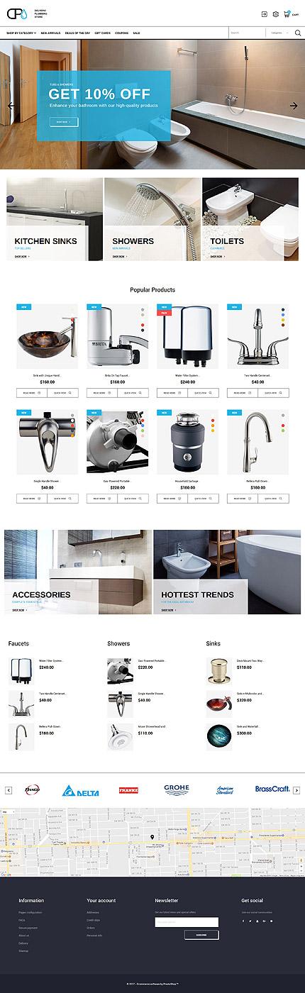 Website Design Template 64022 - tips hint standard offer experience special expert