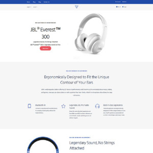 Screenshot of Everest Online Store