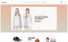 Responsivt WooCommerce-tema för Mode En stor skärmdump