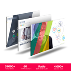 PowerPoint Template  #64067
