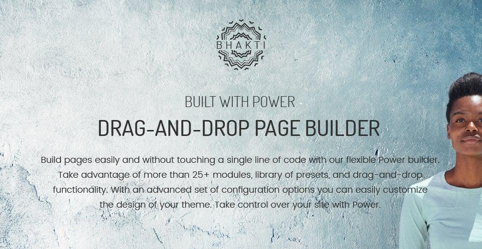Bhanti WordPress Theme