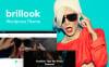 Brillook - Responzivní WordPress šablona pro módní blog New Screenshots BIG