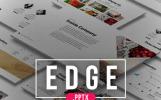 Edge Powerpoint Şablonu