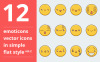 Emotions vector vol.2 Iconset Template Big Screenshot