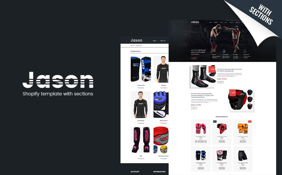 Martial arts responsive shopify theme 64086 martial arts responsive shopify theme pronofoot35fo Images
