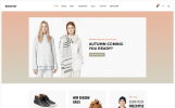 Responsive WooCommerce Thema over Mode