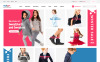 Template OpenCart  Flexível para Sites de Loja de Moda №64034 New Screenshots BIG