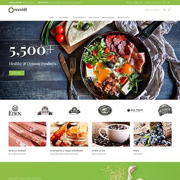 Купить  пофессиональные Magento темы. Купить шаблон #64136 и создать сайт.