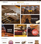 Magento Themes #64150 | TemplateDigitale.com