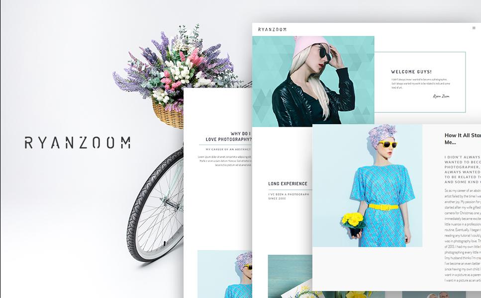 Plantilla web wordpress ideal para Arte y Fotografía - Ahora por ...