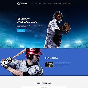 Preview image of Fieldrun - Baseball Club Premium