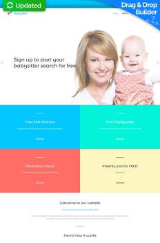 babysitter templates