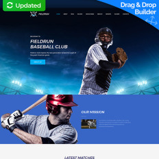 baseball templates baseball web templates