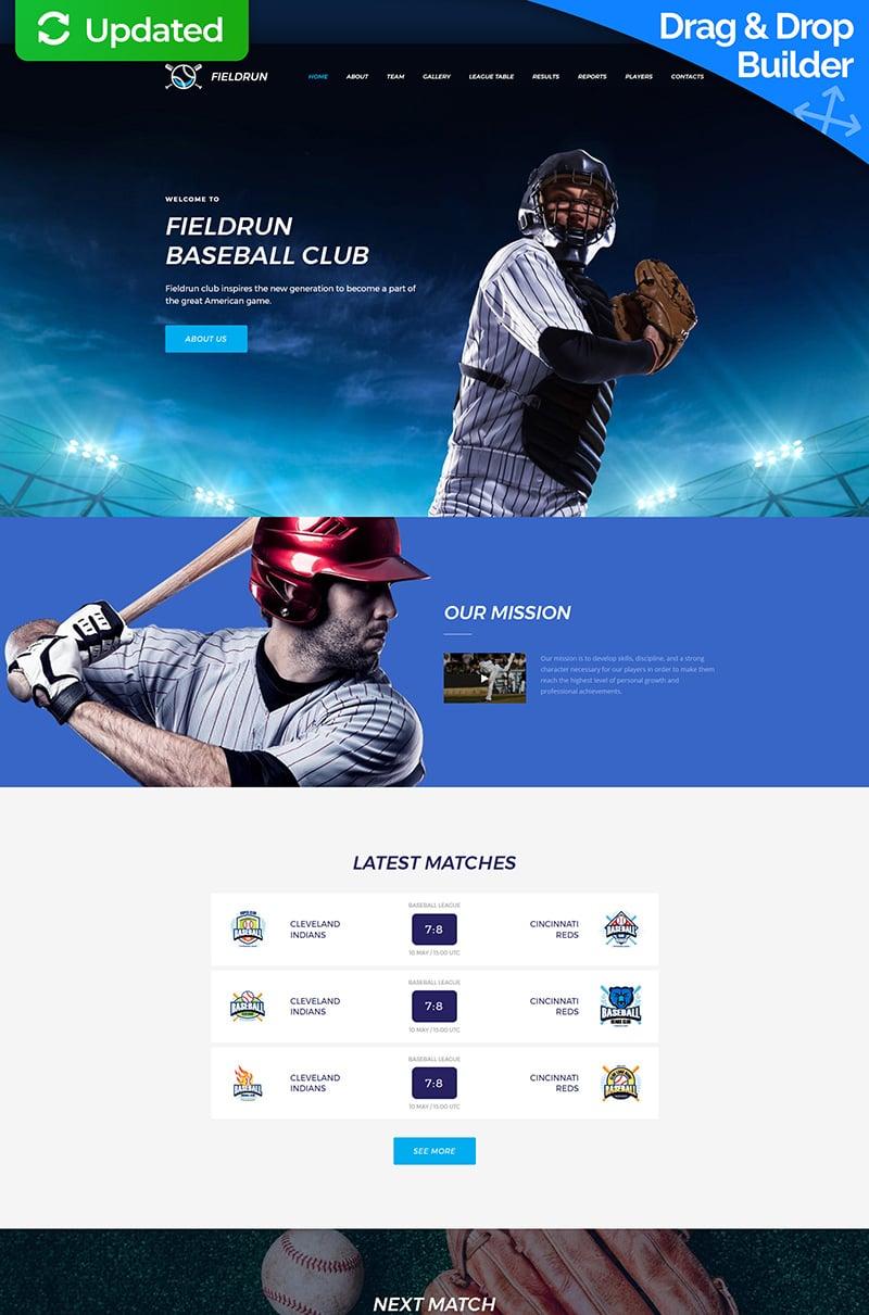 Fieldrun - Baseball Club Premium №64198