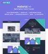 Responsive Joomla Template over Marketingbureau  New Screenshots BIG