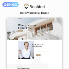 wordpress themes with restaurant menu