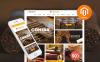 Tema Magento para Sitio de Desarrollo web New Screenshots BIG