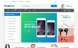 Thème WooCommerce adaptatif  pour site d'électronique