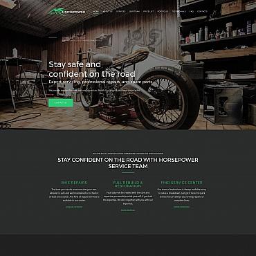 Купить  пофессиональные MotoCMS 3 шаблоны. Купить шаблон #64205 и создать сайт.