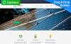 Responsive Güneş Enerjisi  Moto Cms 3 Şablon New Screenshots BIG