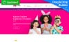 Responsives Moto CMS 3 Template für Kindercenter  New Screenshots BIG