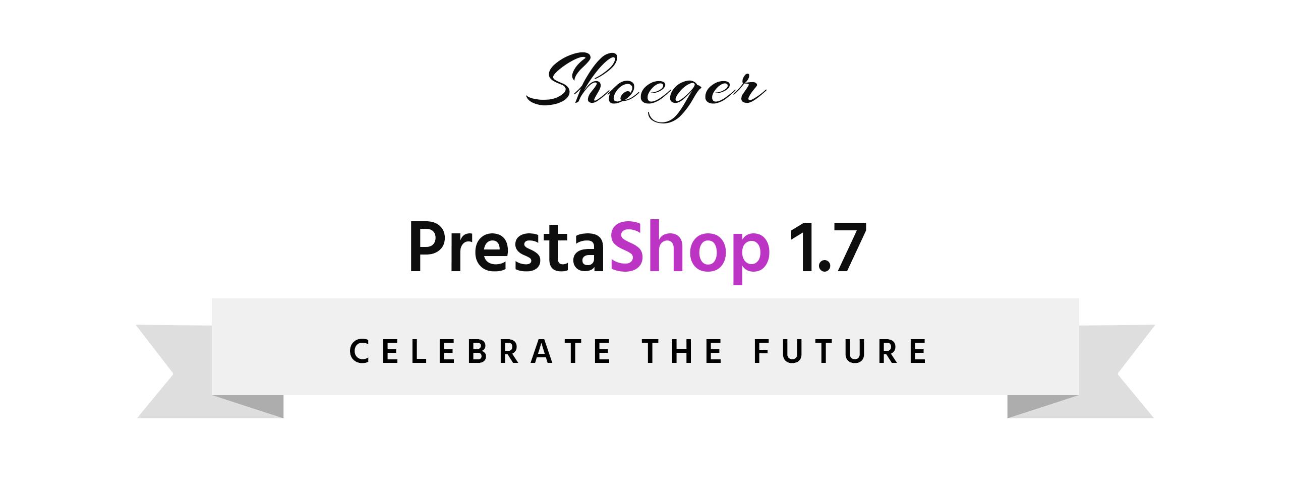 Shoeger PrestaShop Theme