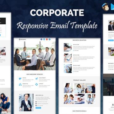 Купить  пофессиональные Email шаблоны. Купить шаблон #64368 и создать сайт.