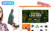 Responsivt PrestaShop-tema för Vertyg & Utrustning New Screenshots BIG
