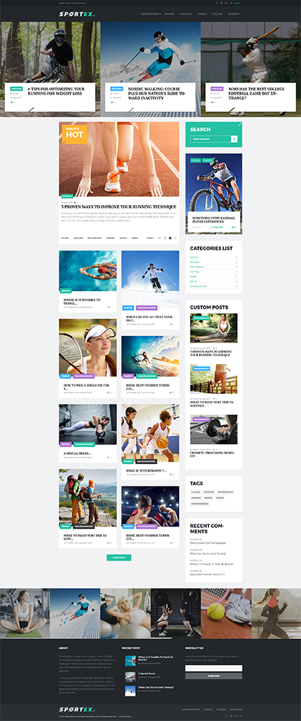 Website template 64395