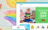 Адаптивный PrestaShop шаблон №64385 на тему детские игрушки New Screenshots BIG