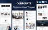 CORPORATE - Responsive Newsletter Template Newsletter Template Big Screenshot