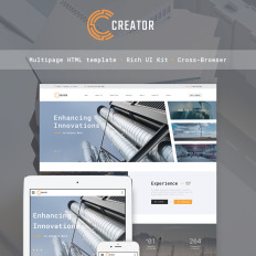 23 best civil engineering website templates