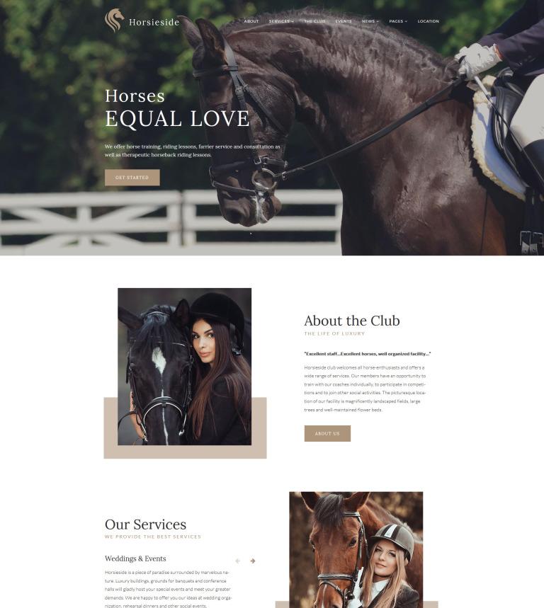 dating websites equestrian