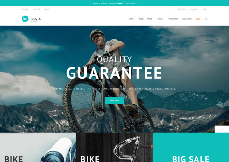 Impresta - Bike Store