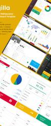 Magilla - The Ultimate Multipurpose Admin / Dashboard Template Admin Template New Screenshots BIG