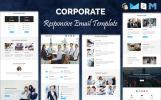 Nieuwsbrief Template over Web Design