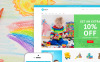 "PrestaShop шаблон ""Impresta - Kids Store"" New Screenshots BIG"
