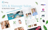 Responsive Masaj Salonu  Wordpress Teması New Screenshots BIG