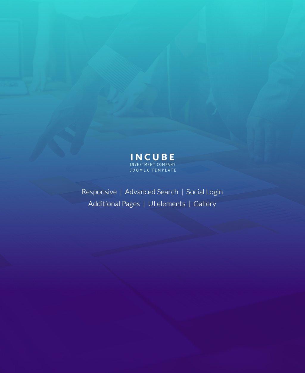 Responsywny szablon Joomla #64354 na temat: firma inwestycyjna