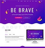 Website Templates #64402 | TemplateDigitale.com