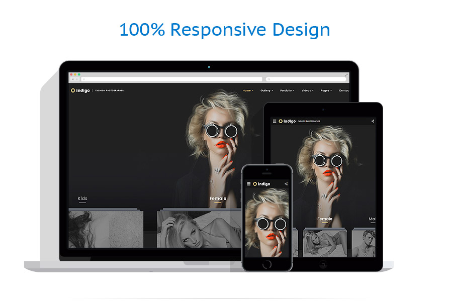 Modèles HTML5 Art et Photographie #64403