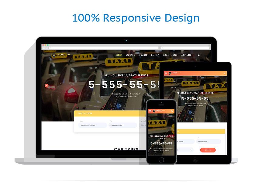 Modèles HTML5 Transports #64430