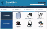 eBay Template för  mobiltelefonbutik