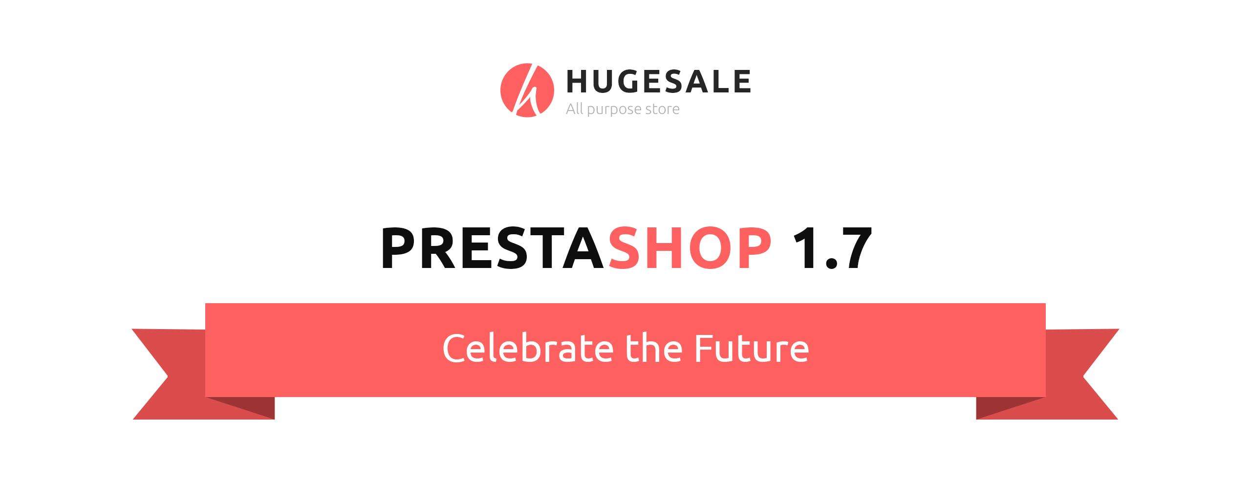 Hugesale PrestaShop Theme