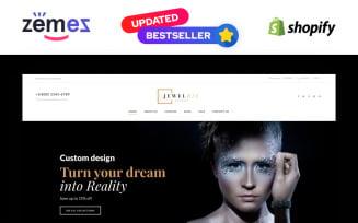 Jewelrix - Jewelry Responsive Online Shop Template Shopify Theme