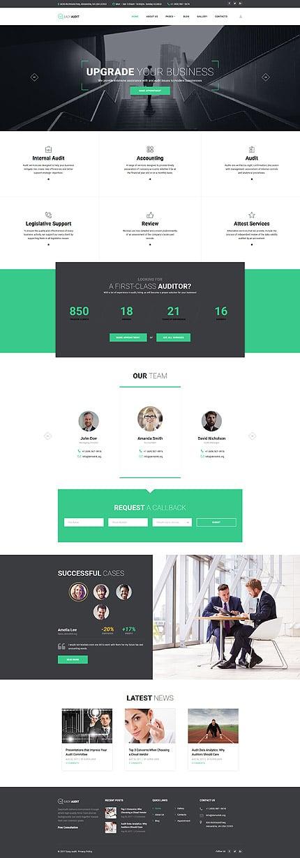 Business Joomla Template  3